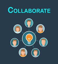 Collaborate, Share & Publish